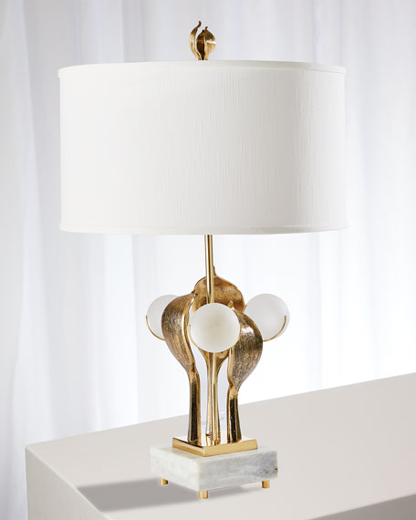 Global Views Eden Table Lamp