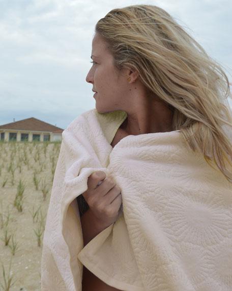 Hexo 3-Piece Organic Bath Towel Set