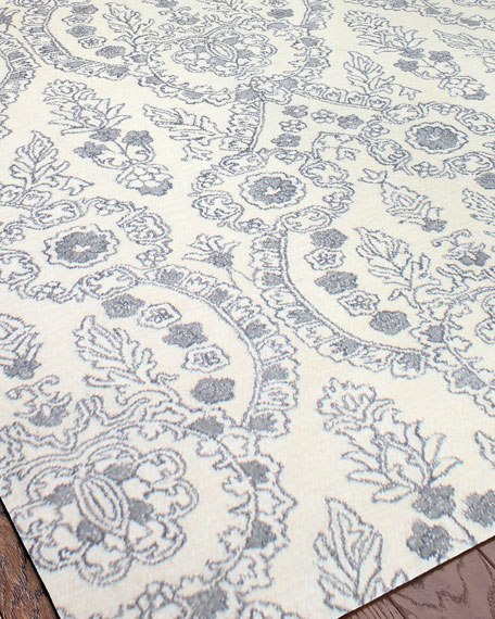 Lovington Hand-Tufted Rug, 6' x 9'