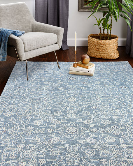 Gardendale Hand-Tufted Rug, 8' x 10'