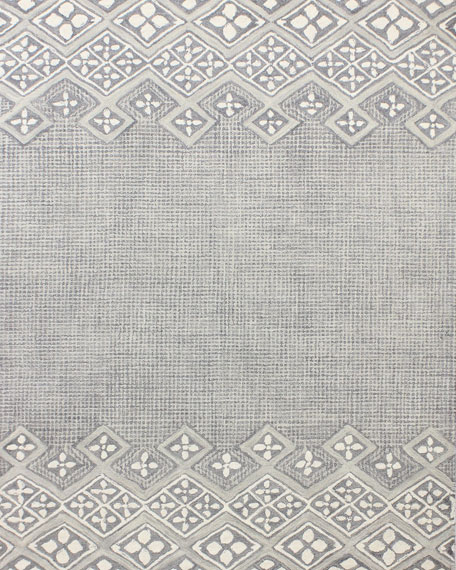 Somerset Hand-Tufted Rug, 5' x 8'