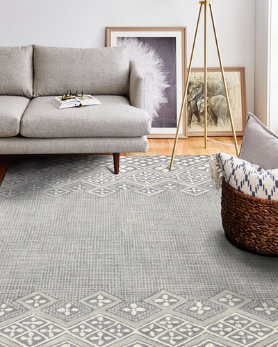 Somerset Hand-Tufted Rug  5' x 8'