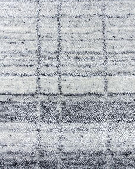 Timberon Hand-Loomed Rug, 6' x 9'