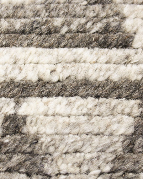 Questa Hand-Knotted Rug, 9' x 12'