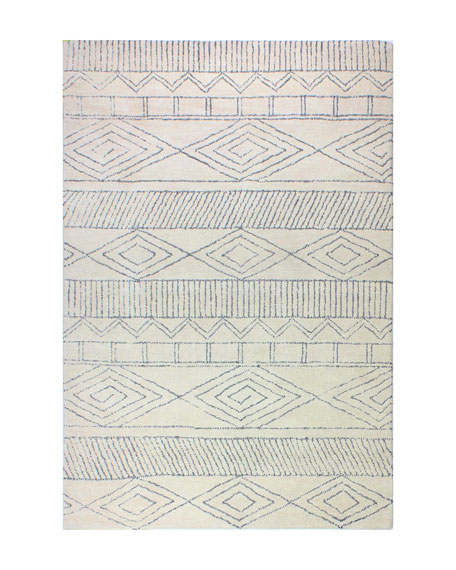 Skyline Hand-Tufted Rug, 5' x 8'