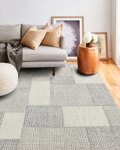 Edgewood Hand-Tufted Rug, 9' x 12'