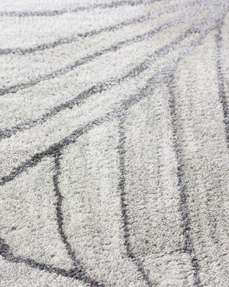 Brookside Hand-Tufted Rug, 6' x 9'