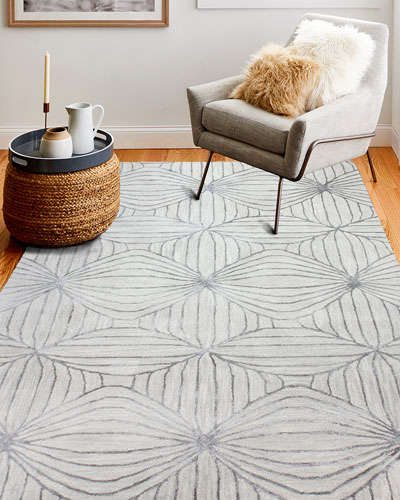 Brookside Hand-Tufted Rug  6' x 9'