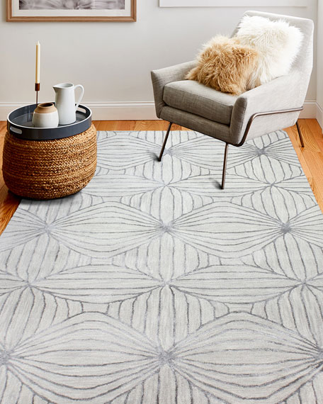 Brookside Hand-Tufted Rug, 6' x 9'