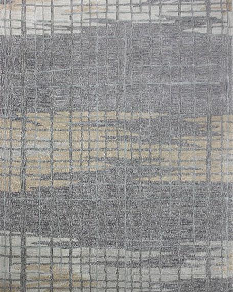 Fyffe Hand-Tufted Rug, 6' x 9'