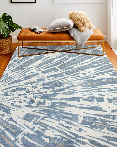 New Hope Hand-Tufted Rug, 8' x 10'