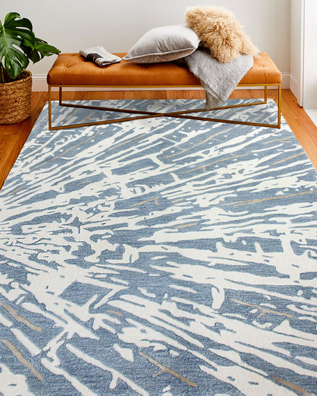 New Hope Hand-Tufted Rug, 9' x 12'