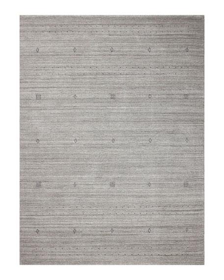 Cullen Hand-Loomed Rug, 9' x 12'