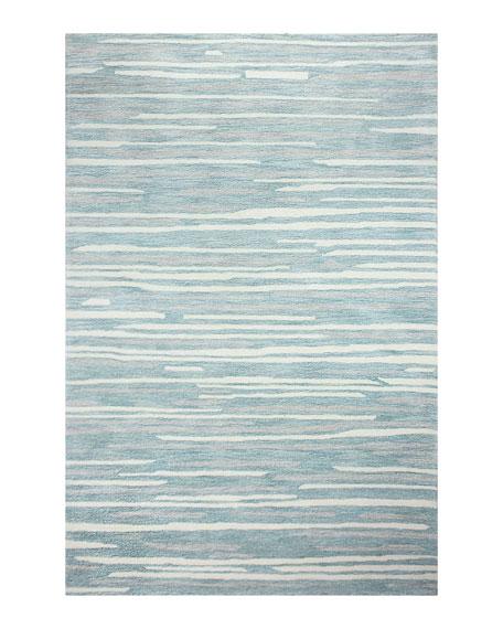 Lake Sumner Hand-Tufted Rug, 8' x 10'