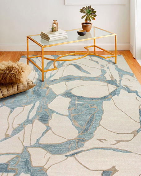 Lakeland Hand-Tufted Rug, 6' x 9'