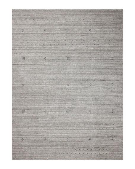 Cullen Hand-Loomed Rug, 6' x 9'