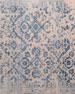 Lourdes Beige/Turquoise Rug, 8' x 10'