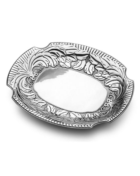 Acanthus Large Oval Tray