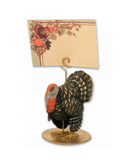 Fall Festival Place Card Holders, Set of 6