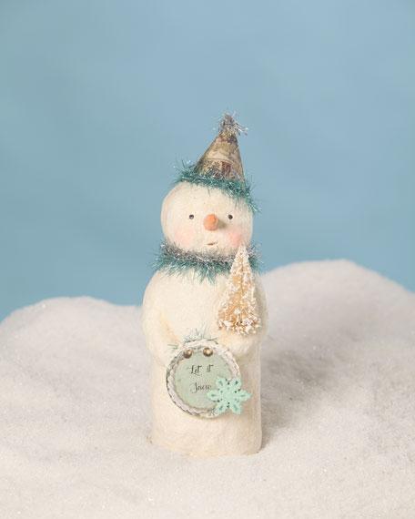 Party Blues Snowman