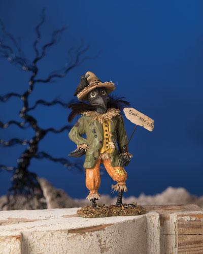 Scare Crow Figurine