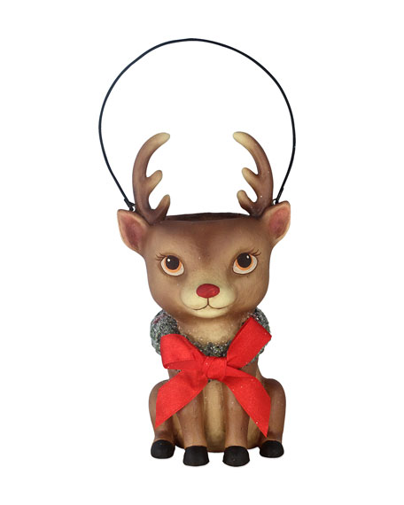 Reindeer Bucket Head