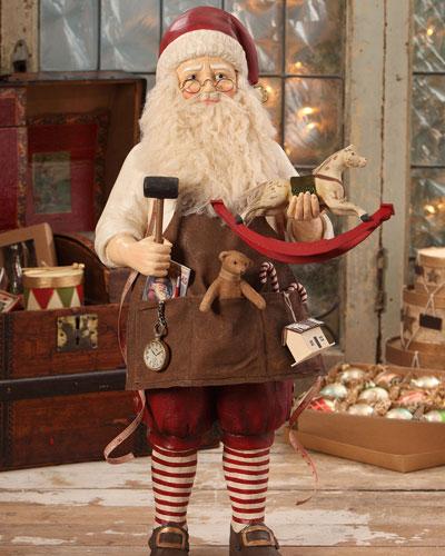 Workshop Santa