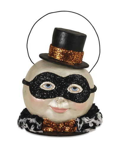 Magic Man Bucket Halloween Decor