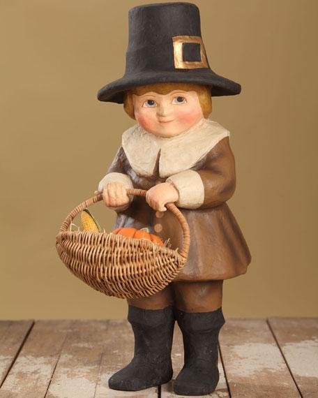 Thanksgiving Boy