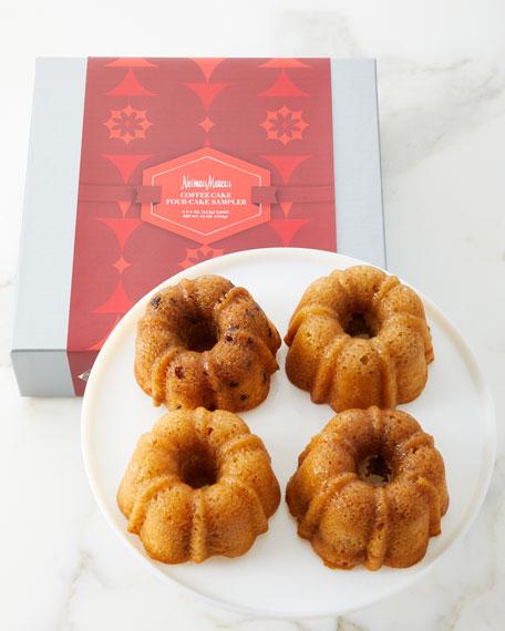 Neiman Marcus Coffee Cake Lover's Sampler Pack