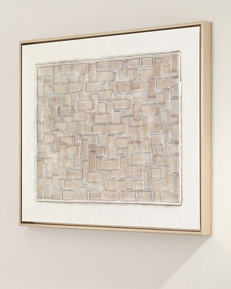 'Motif Of Stone VI' Wall Art