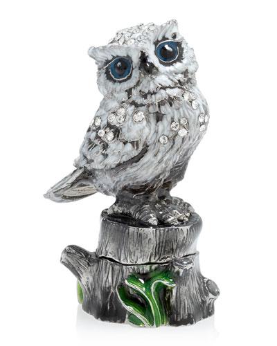Snow Owl Box