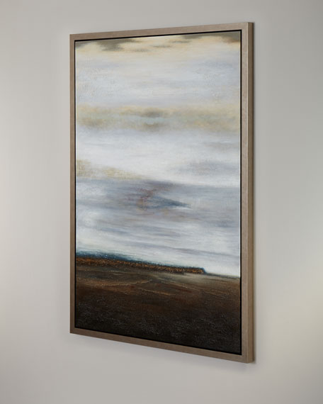 """""""Afternoon Fog"""" Painting"""