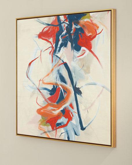 """Dancing Colors"" Giclee Art"
