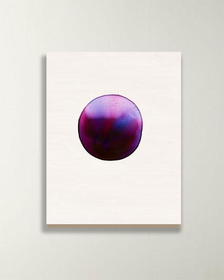 """""""Dark Moon Rising"""" Giclee Art by Caitlin McCollom"""