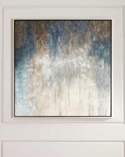 When Evening Falls Giclee Canvas Art