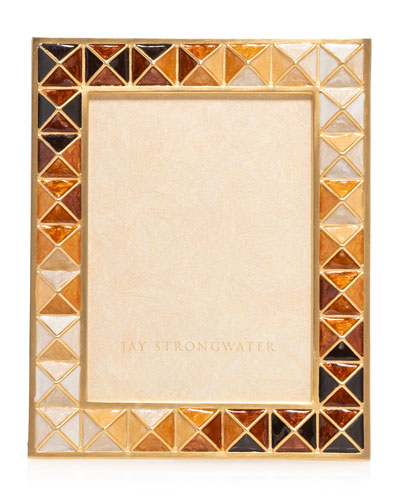 Topaz Pyramid Frame  3 x 4