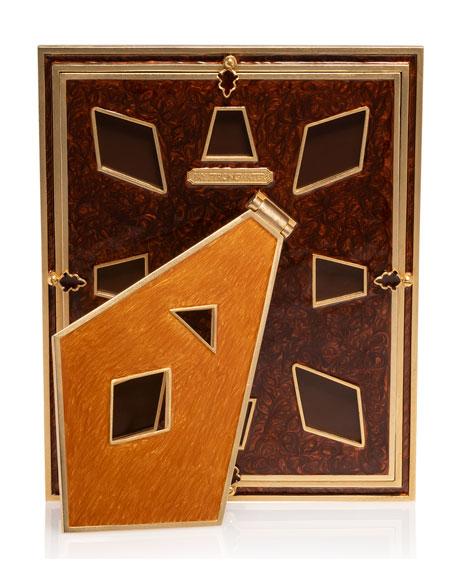 """Topaz Pyramid Frame, 8"""" x 10"""""""