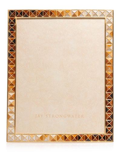 Topaz Pyramid Frame  8 x 10