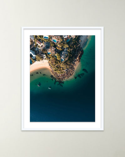 Ocean View Giclee Art by Adam Krowitz