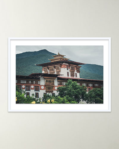 Bhutan I Giclee Art by Joe Mania