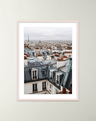 Paris Cityscape Giclee Art by Oliver Cole