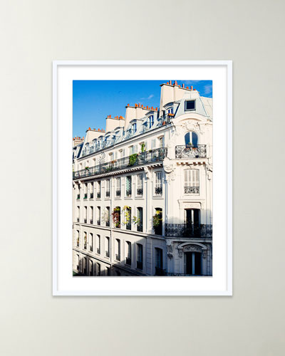 Paris Buildings Giclee Art by Oliver Cole