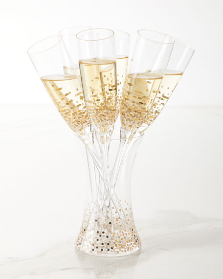 Ambrosia Champagne Set