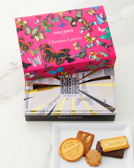 Fauchon Biscuits Assortment Box 200g