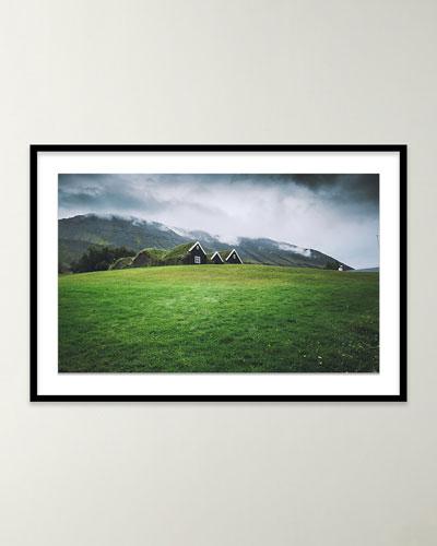 Iceland Giclee Art by Ferdinand Stohr