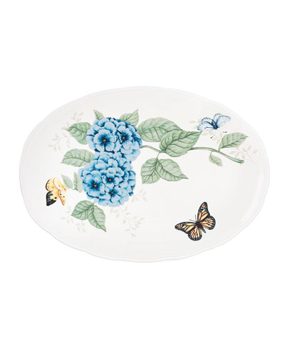 Butterfly Meadow Platter
