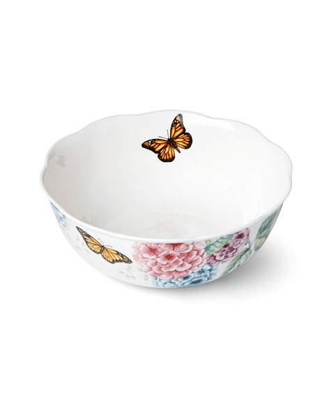 Butterfly Meadow Serving Bowl
