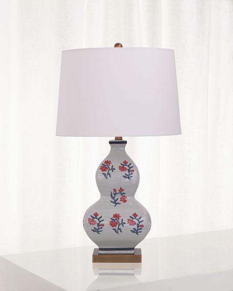 Virginia Double Gourd Lamp