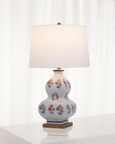 Port 68 Virginia Double Gourd Lamp